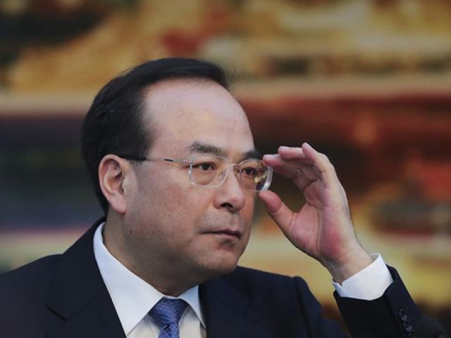 Ủy viên Bộ chính trị TQ bất ngờ bị điều tra tham nhũng?