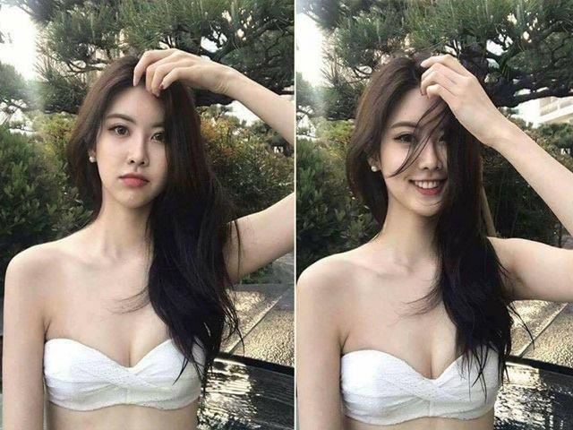 Sự thật phía sau nhan sắc mĩ miều của hot girl bikini