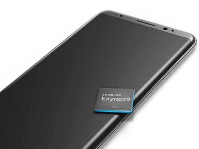 Lộ chip mới của Galaxy Note 8, Galaxy S9 và Galaxy A7 (2018)