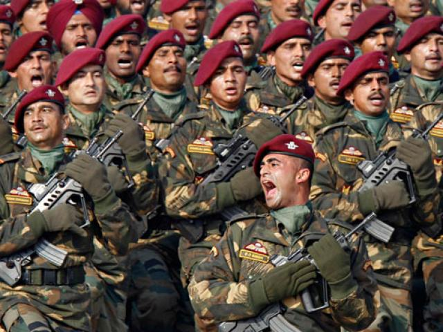 Cách Ấn Độ chuẩn bị chống lại nếu TQ vượt biên giới tấn công
