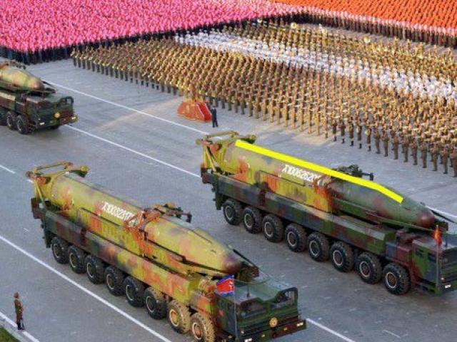 Chuyện gì xảy ra nếu Triều Tiên thả 1 quả bom hạt nhân?