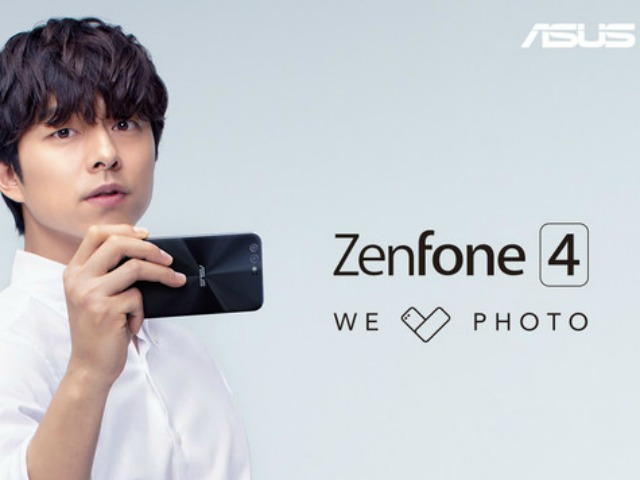 Đã có giá Asus Zenphone 4 và Zenphone 4 Pro