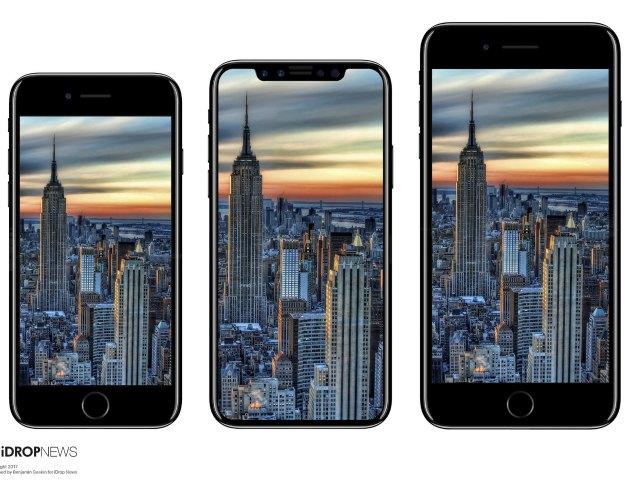 Bộ ba iPhone 7, iPhone 7s và iPhone 8 có gì khác nhau?