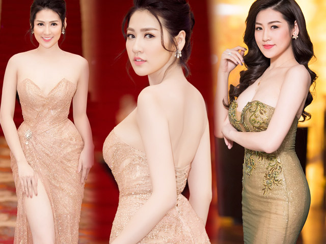 """11 bộ đầm sexy đẳng cấp của """"bạn gái Noo Phước Thịnh"""""""