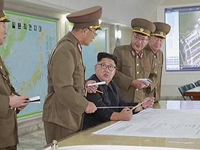 Điểm bất thường trong bản đồ tấn công đảo Guam của Triều Tiên