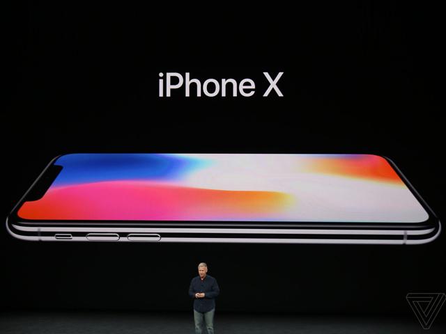 TRỰC TIẾP: Ra mắt iPhone X siêu đẹp, tương lai của smartphone