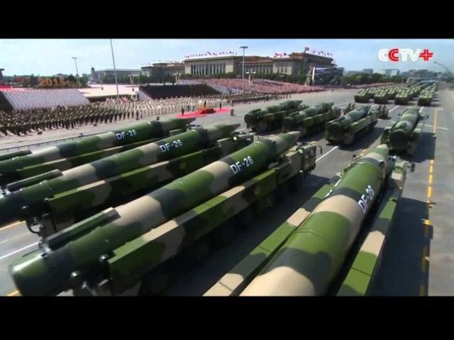 Quốc gia khiến TQ lo sốt vó vì tên lửa và hạt nhân quá mạnh