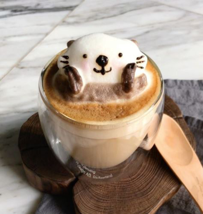 nhung ly ca phe latte tro thanh tac pham nghe thuat 3d tuyet dep hinh anh 11