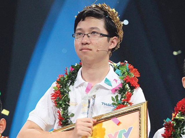 """Hé lộ điểm thi THPT của """"cậu bé Google"""" Phan Đăng Nhật Minh"""