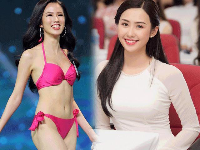 Tiếp viên hàng không, biên tập viên VTV đẹp nổi bật tại Hoa hậu Việt Nam