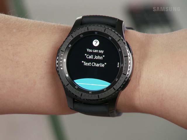 Siêu phẩm đồng hồ Galaxy Watch sẽ được tích hợp Bixby 2.0