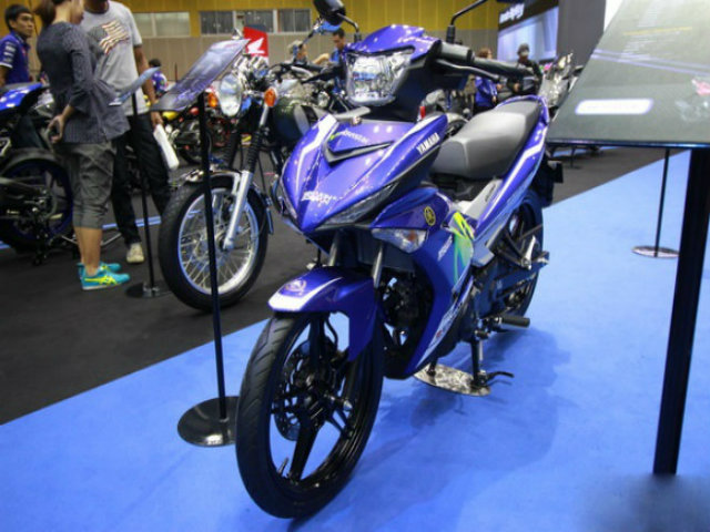 Khám phá 2018 Yamaha Exciter 150 Thái giá 43,4 triệu đồng