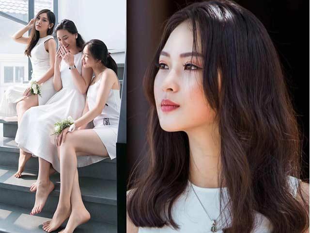 Gia đình toàn hoa hậu ở Sài Gòn với 3 cô con gái đẹp như tiên