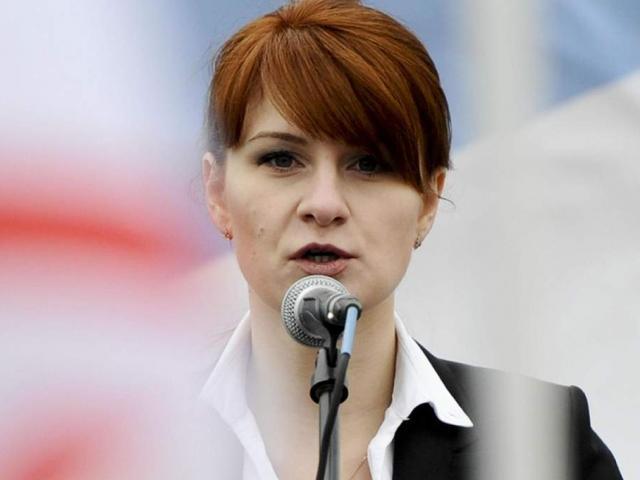 """Nữ điệp viên Nga dùng """"tình dục kế"""" thâm nhập chính trường Mỹ?"""