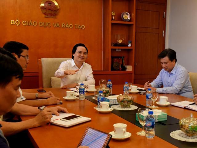 Bộ trưởng Nhạ lần đầu lên tiếng về gian lận thi cử động trời ở Hà Giang