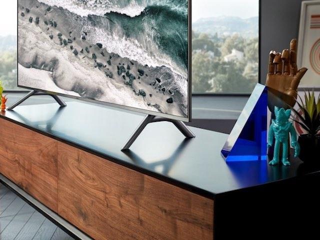 Samsung công bố dòng TV QLED có giá mềm nhất từ trước tới nay