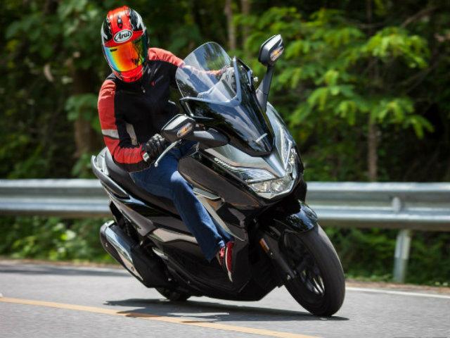2018 Honda Forza 300 về Thái Lan, phái mạnh Việt khao khát