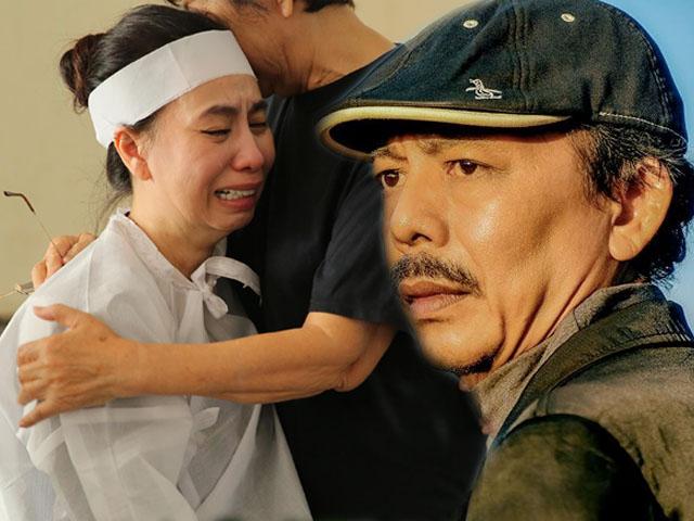 Vợ Thanh Hoàng khóc ngất trong tang lễ của chồng, nhiều nghệ sĩ đến động viên