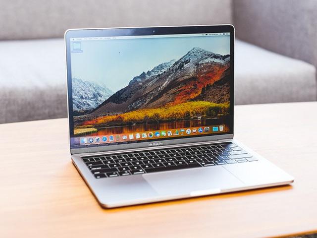 Apple tung bản cập nhật lỗi cho MacBook Pro 2018