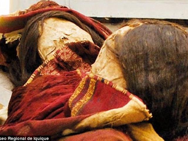 Khám phá xác ướp 600 năm tế thần, phát hiện chất độc như lời nguyền cổ