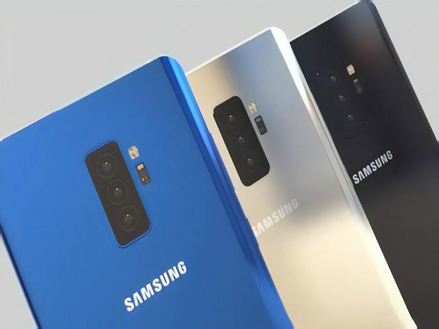 """2019 Galaxy A mới là dế tiên phong """"ba mắt"""" của Samsung"""