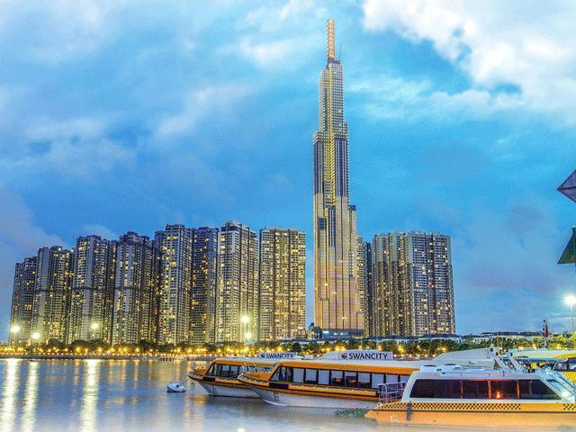 """[Magazine] Landmark 81 và những tòa nhà cao """"chọc trời"""" tại Việt Nam"""
