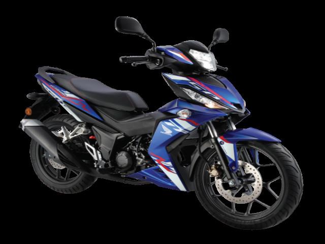 2018 Honda Winner mới lên kệ, đối đầu Yamaha Exciter
