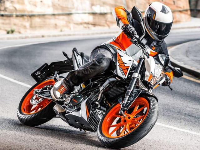 KTM Duke 200 2018: Chiếc naked bike tầm trung phù hợp cho mọi biker