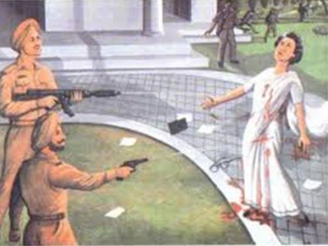 Vụ ám sát kinh hoàng nữ Thủ tướng Ấn Độ không thích mặc áo chống đạn