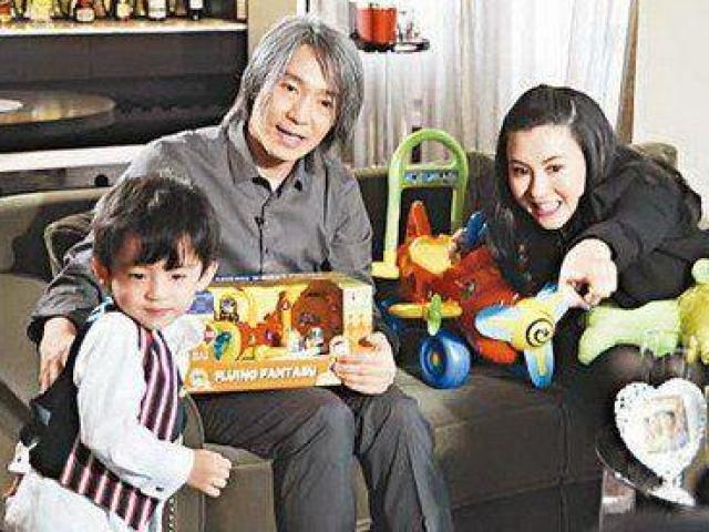 Châu Tinh Trì có con trai ngoài giá thú, mẹ là đại gia xinh đẹp: Sự thật ngã ngửa