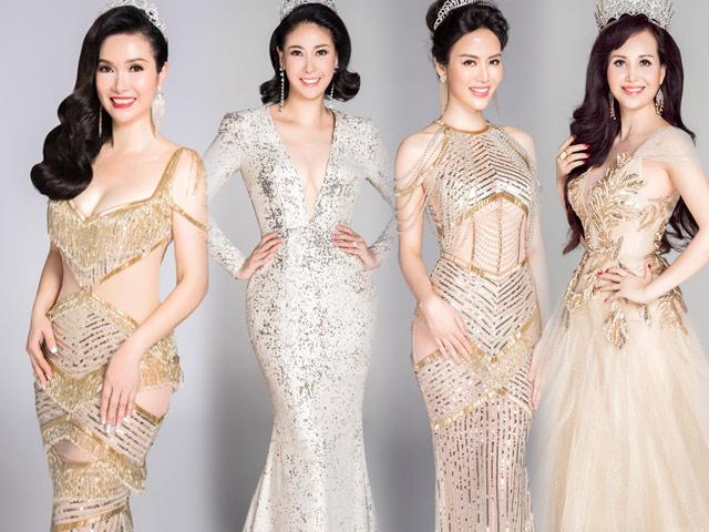 4 Hoa hậu Việt Nam đầu tiên trải lòng về đời tư ít ai biết