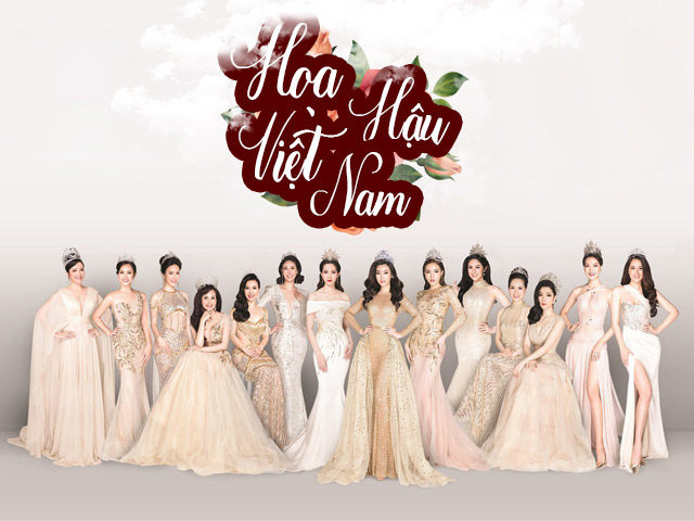 14 Hoa hậu Việt Nam: Người giàu sang như nữ hoàng, kẻ chìm nổi đường tình