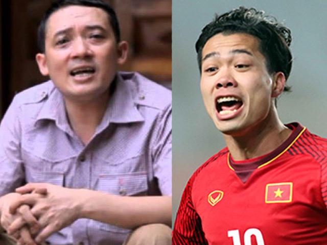 Không ngờ Chiến Thắng ví Công Phượng của U23 Việt Nam như này!