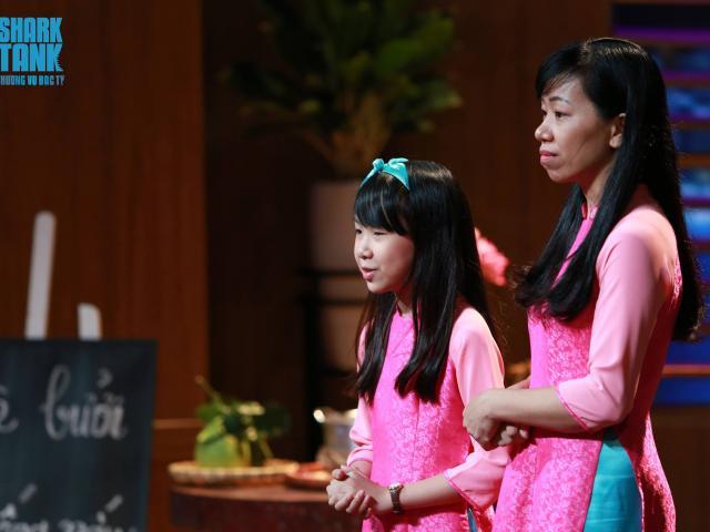 Cô bé Tuyên Quang 7 tuổi khởi nghiệp, 11 tuổi gọi vốn thành công gây bão truyền hình