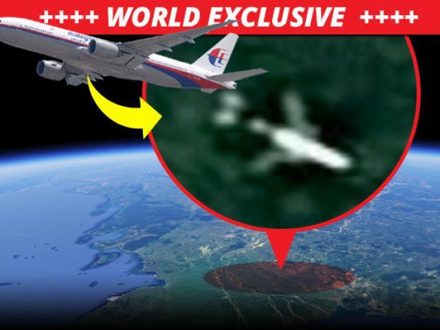 Phát hiện máy bay MH370 bị đứt thân trong rừng Campuchia?