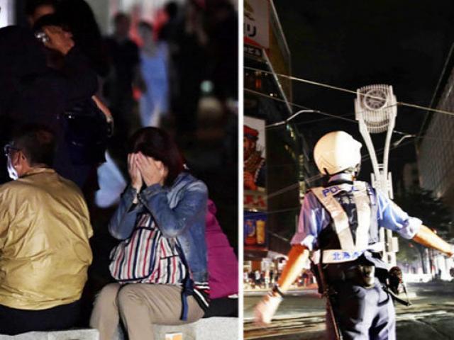 Động đất dữ dội ở Nhật nhấn chìm nhà cửa, nhà máy hạt nhân mất điện