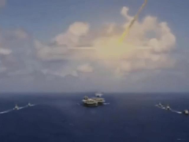 Siêu tên lửa Nga có thể diệt gọn tàu sân bay chỉ với một phát bắn