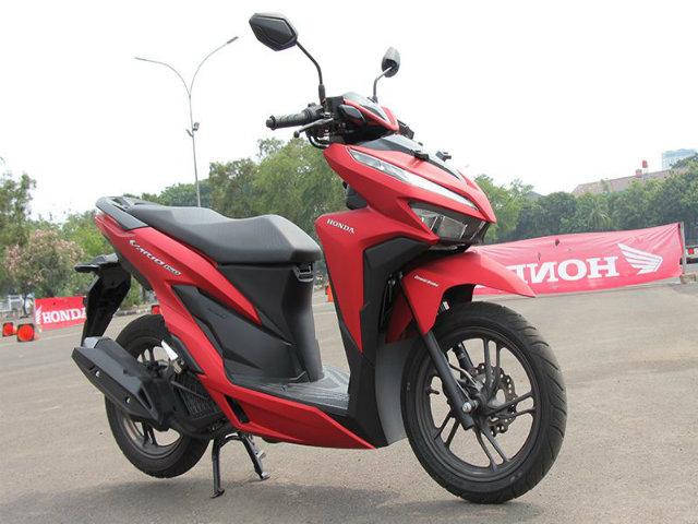 Bảng giá lăn bánh Honda Vario 150 mới nhất ở Việt Nam
