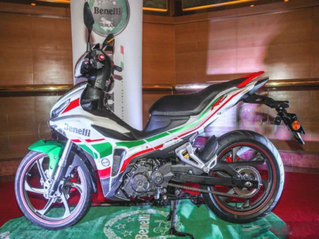 """Cận cảnh mẫu xe mới khiến Yamaha Exciter, Honda Winner """"toát mồ hôi"""""""