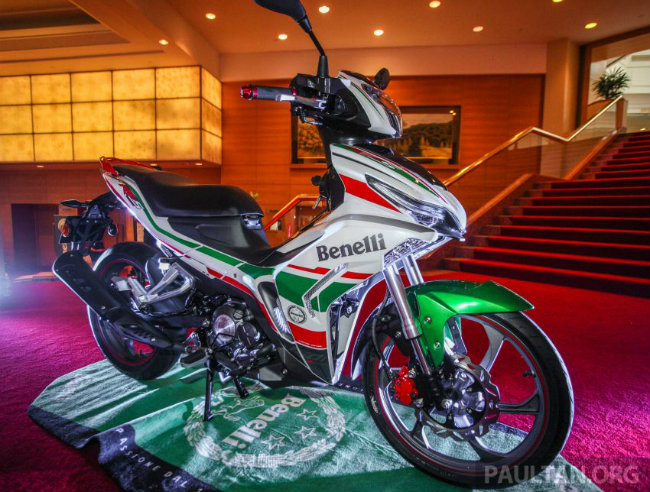 """can canh mau xe moi khien yamaha exciter, honda winner """"toat mo hoi"""" hinh anh 1"""