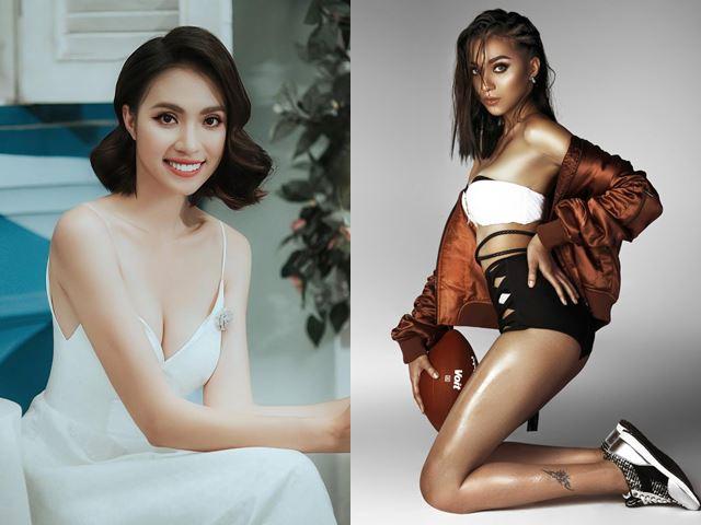 Thân hình đẹp như tượng tạc của mỹ nữ Siêu mẫu Việt Nam 2018