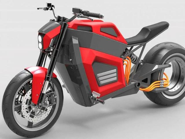 Siêu môtô điện bánh không trục, vận tốc 160 km/h, giá 680 triệu đồng