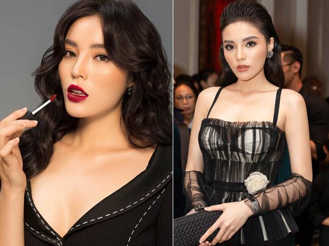 Kỳ Duyên là hoa hậu Việt duy nhất dự Tuần lễ thời trang Paris