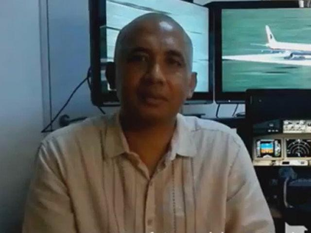 Gia đình cơ trưởng MH370 tuyên bố gây sốc