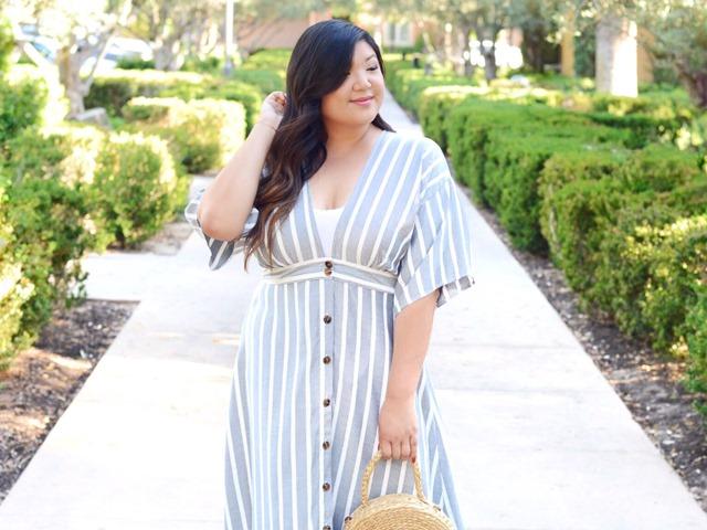 Sai lầm thời trang điển hình nàng béo hay mắc