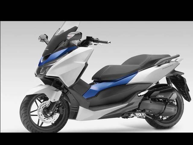 Honda Forza 250 sẽ chính thức giao tới tận tây khách hàng vào tháng 10 tới
