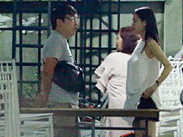 Trường Giang rời nhà cô dâu Nhã Phương lúc đêm muộn
