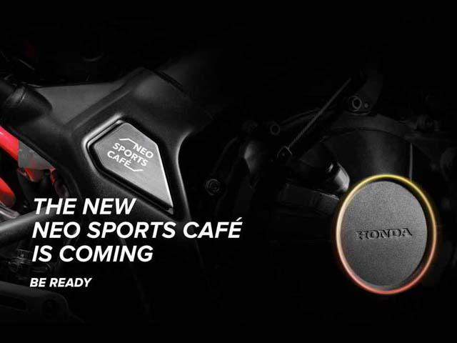 Honda sẽ ra mắt mẫu xe phong cách Neo Sport Cafe mới tại Intermot 2018