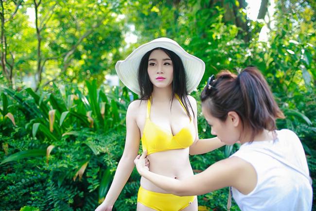 cham hat show hoi cho, dan my nhan nay song sang chanh kho tin hinh anh 6