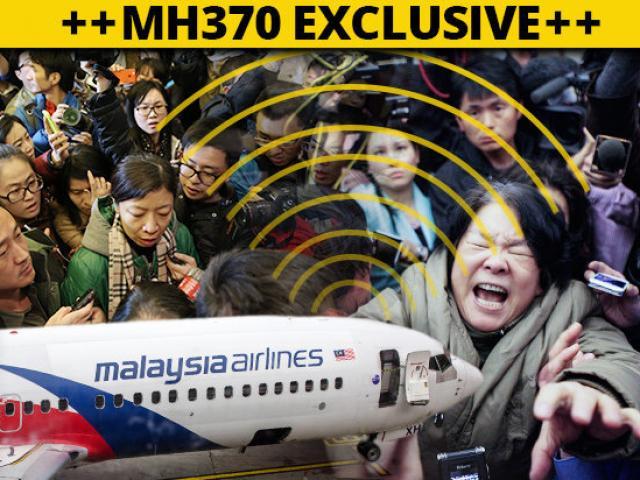 Điện thoại hành khách MH370 đổ chuông 4 ngày sau khi máy bay rơi?